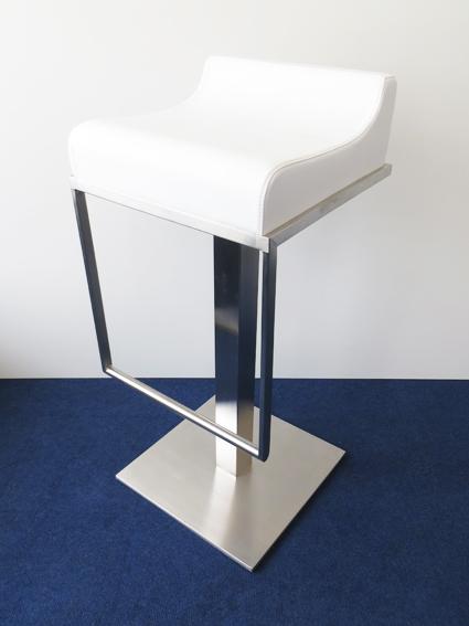 barhocker edelstahl matt trendy x finebuy barhocker. Black Bedroom Furniture Sets. Home Design Ideas