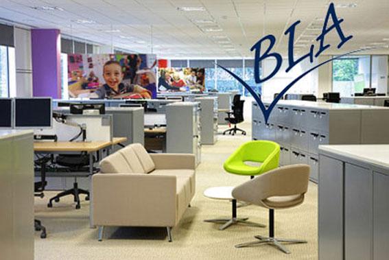 BLA Büro-Liebt-Ausstattung | Büroeinrichtung | Bisley ...