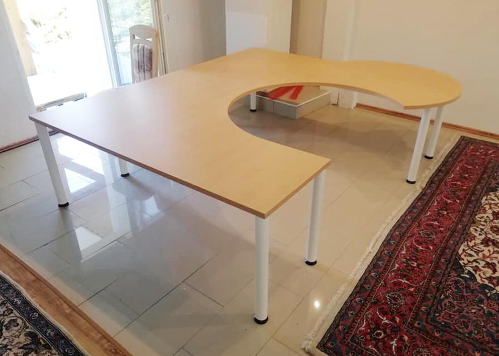 Schreibtisch U Form 2021