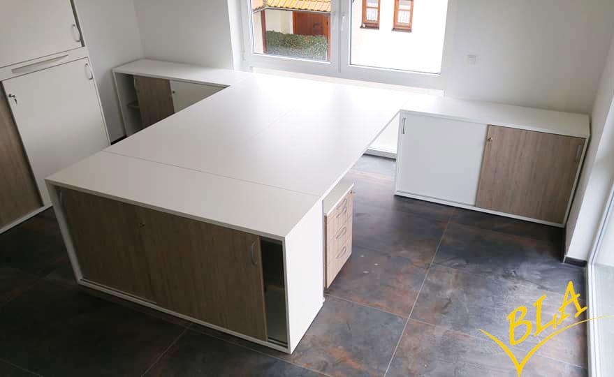 BLA Büro-Liebt-Ausstattung | Büroeinrichtung | Pendo Büromöbel |
