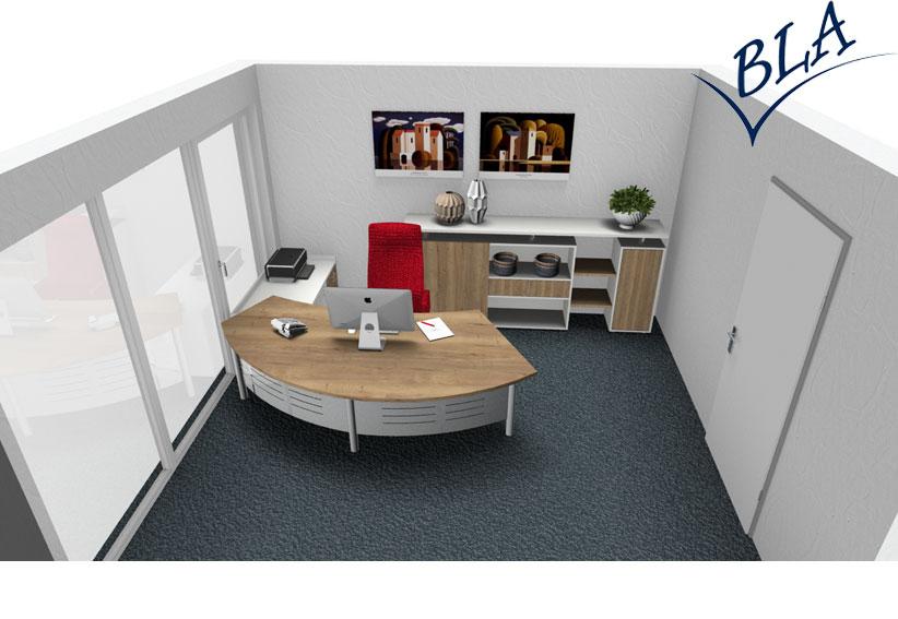 BLA Büro-Liebt-Ausstattung | Büroeinrichtung | Chefbürotische ...
