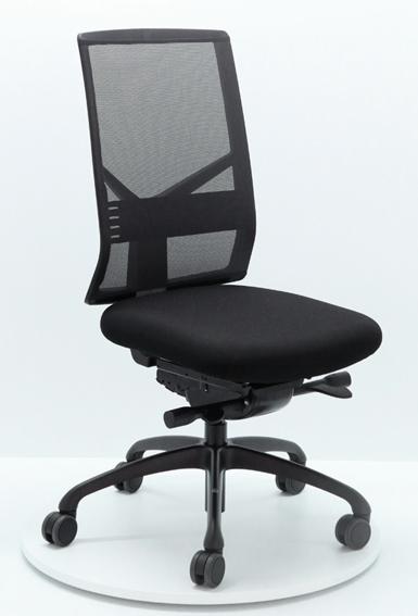 bla b ro liebt ausstattung b roeinrichtung b rostuhl vollpolster mittelhoher r cken. Black Bedroom Furniture Sets. Home Design Ideas