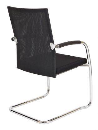 freischwinger stühle mit armlehne montreux