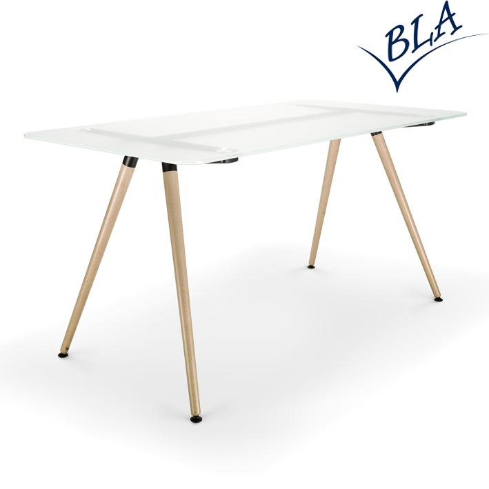 Bla Büro Liebt Ausstattung Büroeinrichtung Profim Glastische