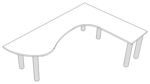 bla b ro liebt ausstattung b roeinrichtung b rotisch programm rondo schreibtisch pendo. Black Bedroom Furniture Sets. Home Design Ideas