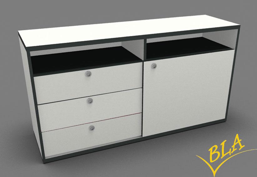 bla b ro liebt ausstattung b roeinrichtung sideboard. Black Bedroom Furniture Sets. Home Design Ideas