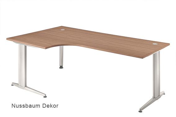 bla b ro liebt ausstattung b roeinrichtung b rotische hammerbacher xs serie l schreibtisch. Black Bedroom Furniture Sets. Home Design Ideas